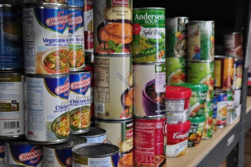 Stewart McDonald MP   Issues - My policy positions   Food banks