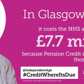 Glasgow MP backs call for UK Government action on low Pension Credit uptake