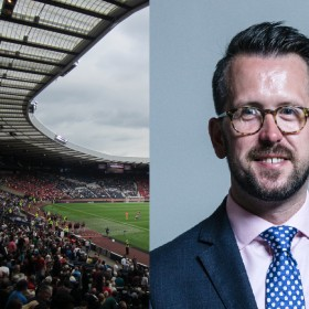 Local MP welcomes decision to keep Hampden as Scotland's national stadium